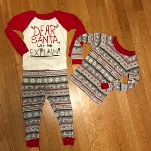 Other - 3-Piece Holiday Pajama Set
